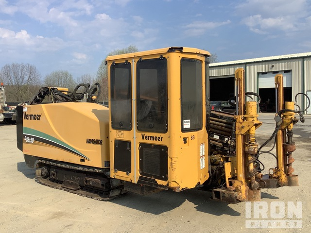 2006 (unverified) Vermeer D36X50 Series II Directional Drill, Directional Drill