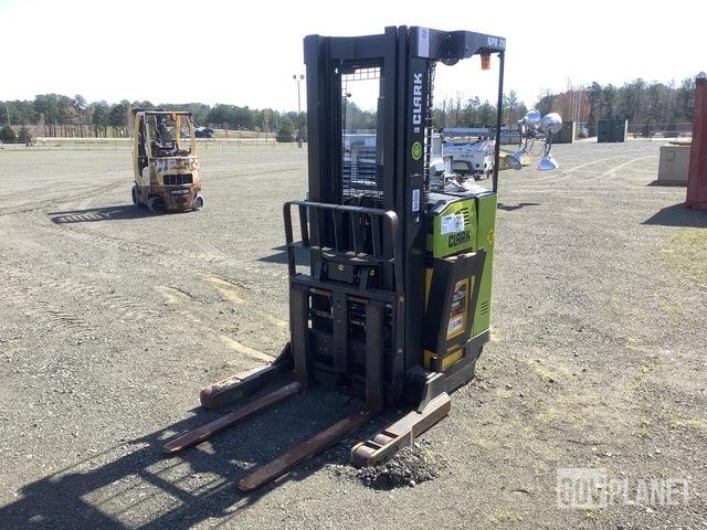 Clark NPR20 Electric Forklift, Electric Forklift