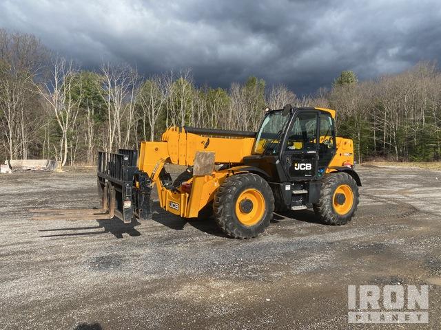 2015 (unverified) JCB 550-170 4x4 8000 lb Telehandler, Telescopic Forklift
