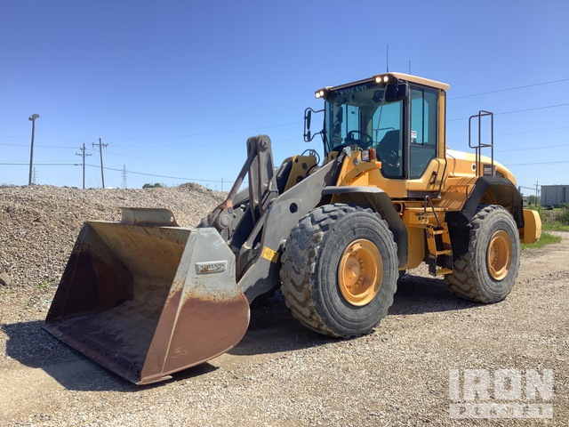 2012 (unverified) Volvo L110G Wheel Loader, Wheel Loader