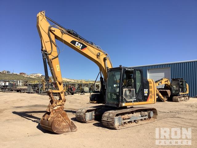 2015 (unverified) Cat 312E Track Excavator, Hydraulic Excavator