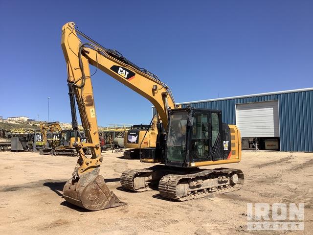 Cat 312E Track Excavator, Hydraulic Excavator
