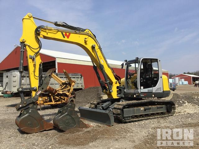 2018 Wacker ET145 Mini Excavator, Mini Excavator (1 - 4.9 Tons)