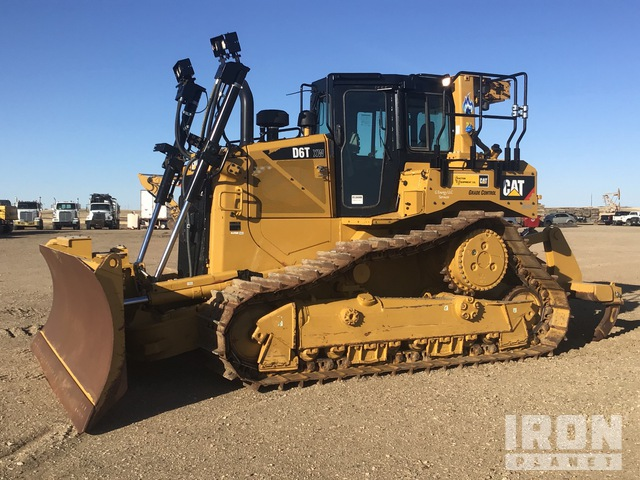 2018 (unverified) Cat D6TXW Crawler Dozer, Crawler Tractor