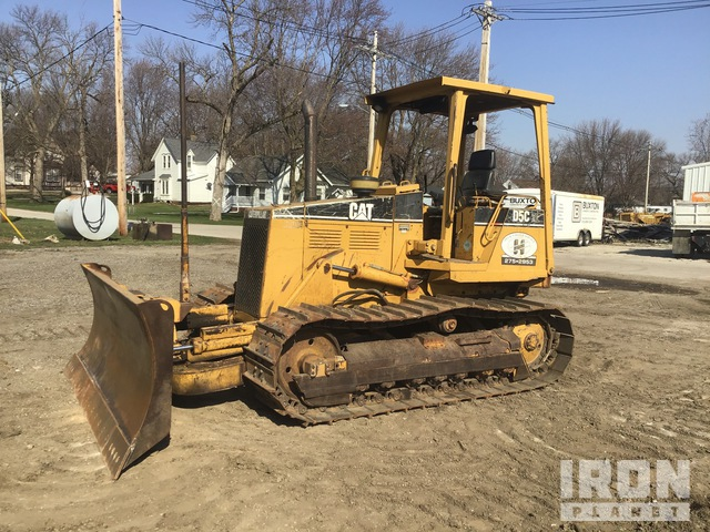 1996 (unverified) Cat D5C XL Crawler Dozer, Crawler Tractor