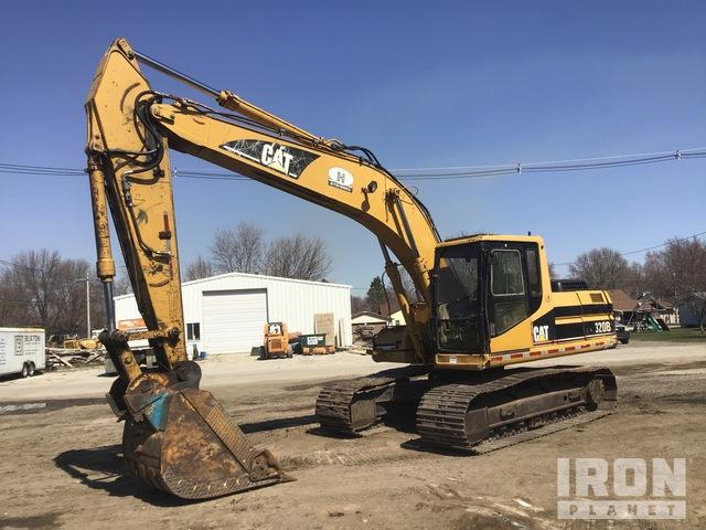 1997 Cat 320B Track Excavator, Hydraulic Excavator