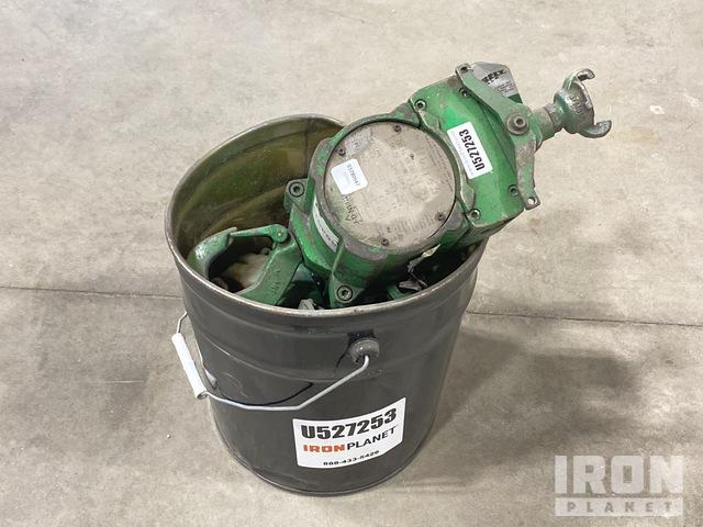 2013 JD Neuhaus Profi 1T/2TI Pneumatic Material Hoist, Material Lift