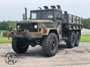 2 1/2 Ton Cargo Trucks