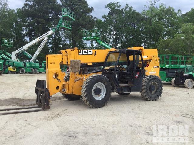 2013 (unverified) JCB 510-56 Telehandler, Telescopic Forklift