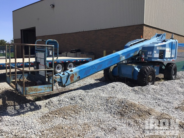 Genie S-60 Gasoline Telescopic Boom Lift, Parts/Stationary Construction-Other