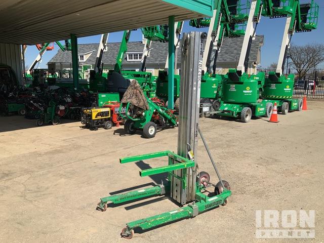 2015 (unverified) Sumner 2112 Material Hoist, Material Lift