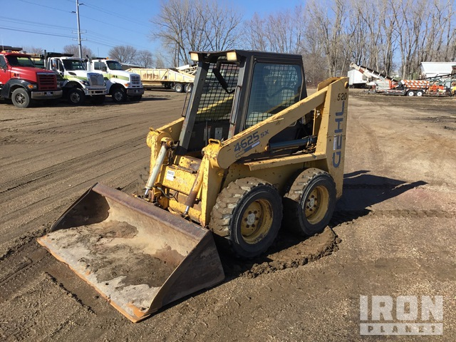 1994 Gehl SL4625 Skid Steer Loader, Skid Steer Loader