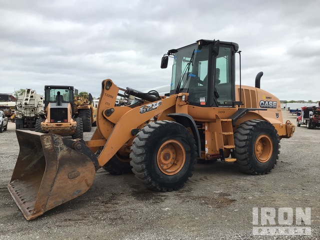 2013 (unverified) Case 621F Wheel Loader, Wheel Loader