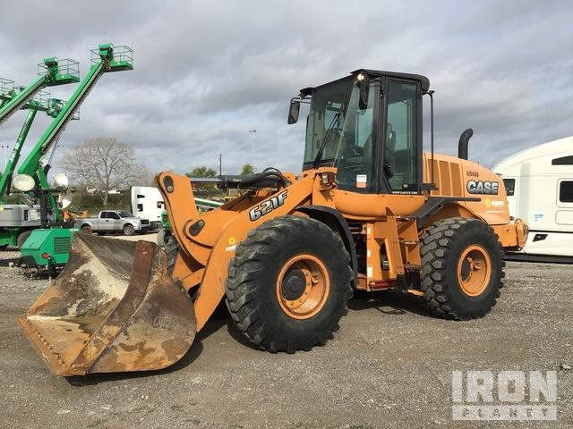 2014 (unverified) Case 621F Wheel Loader, Wheel Loader