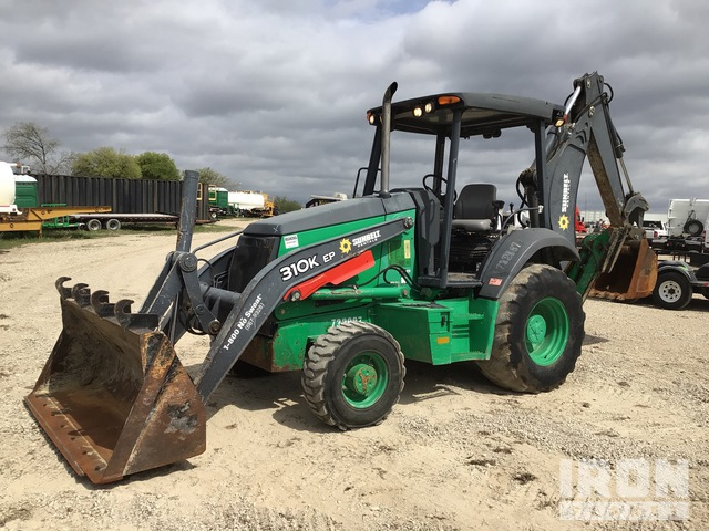 2015 (unverified) John Deere 310KEP Backhoe Loader, Loader Backhoe