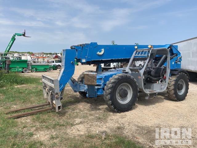 2014 (unverified) Genie GTH1056 Telehandler, Telescopic Forklift