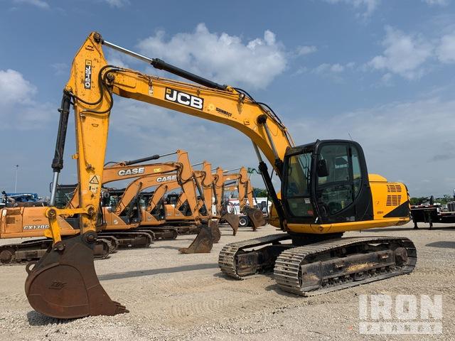 2016 JCB JS160NLCT4 Track Excavator, Hydraulic Excavator