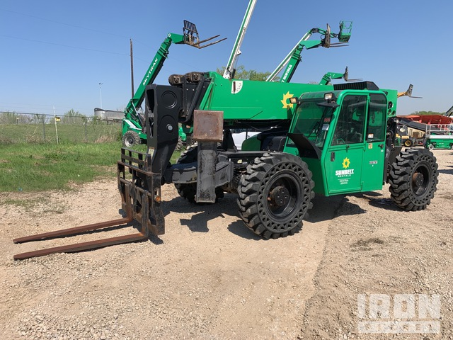 2014 (unverified) JLG G1055A Telehandler, Telescopic Forklift