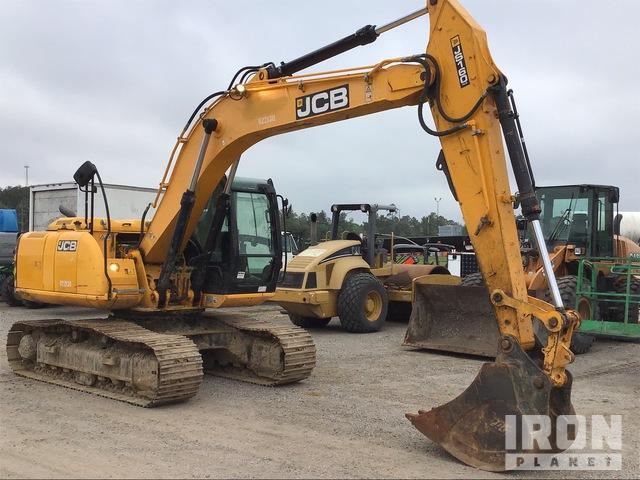 2016 (unverified) JCB JS160NLC Track Excavator, Hydraulic Excavator