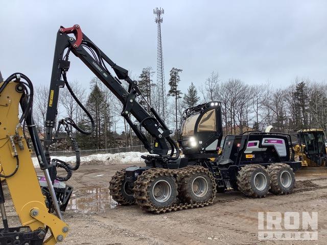 2018 Logset 8HGTE Wheel Harvester, Harvester