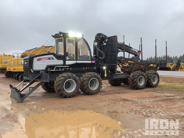 Logset 8FGT 8x8 Log Forwarder, Forwarder