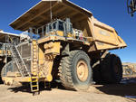 2013 (unverified) Komatsu 930E-4 Off-Road End Dump Truck