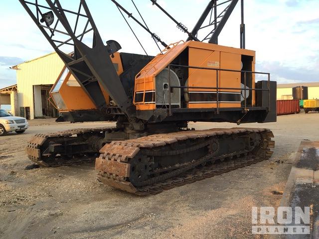 American 7260 Lattice-Boom Crawler Crane, Crawler Crane