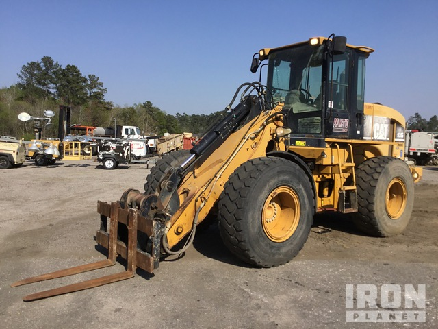 2006 Cat 930G Wheel Loader, Wheel Loader