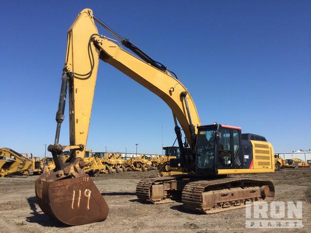 2013 Cat 336ELH Track Excavator, Hydraulic Excavator