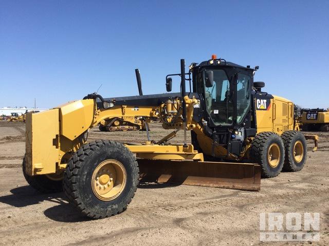 2015 Cat 140M3 Motor Grader, Motor Grader