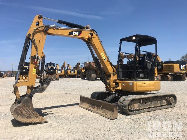 2017 Cat 305E2 CR Mini Excavator, Mini Excavator (1 - 4.9 Tons)