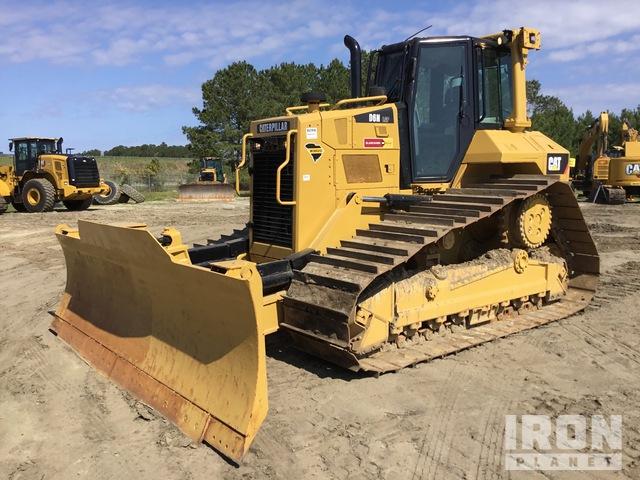 2017 Cat D6NLGP Crawler Dozer, Crawler Tractor