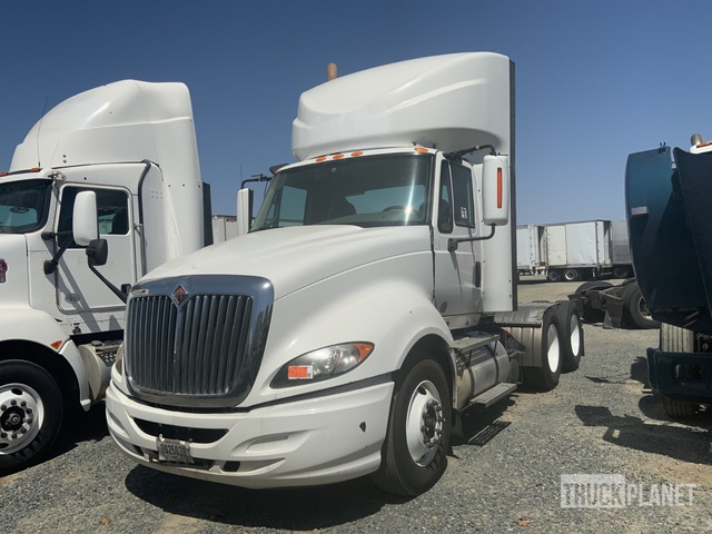 2011 International Pro Star 4x2 T/A Day Cab Truck Tractor, Parts/Stationary Construction-Other