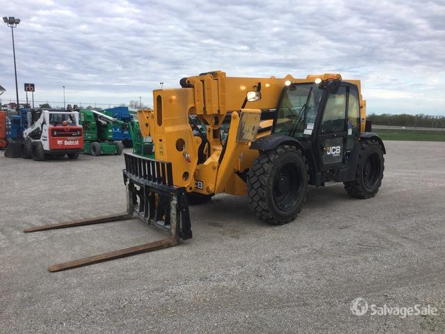 2020 (unverified) JCB 510.56F 4x4x4 Telehandler, Telescopic Forklift