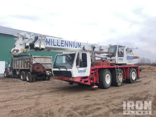 1991 Krupp KMK3045 45 ton All Terrain Crane, All Terrain Crane