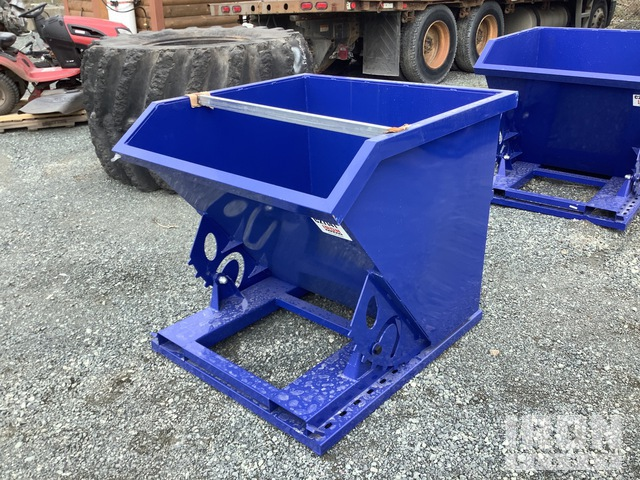 Self-Dumping Hopper (Unused), Container Equipment - Other