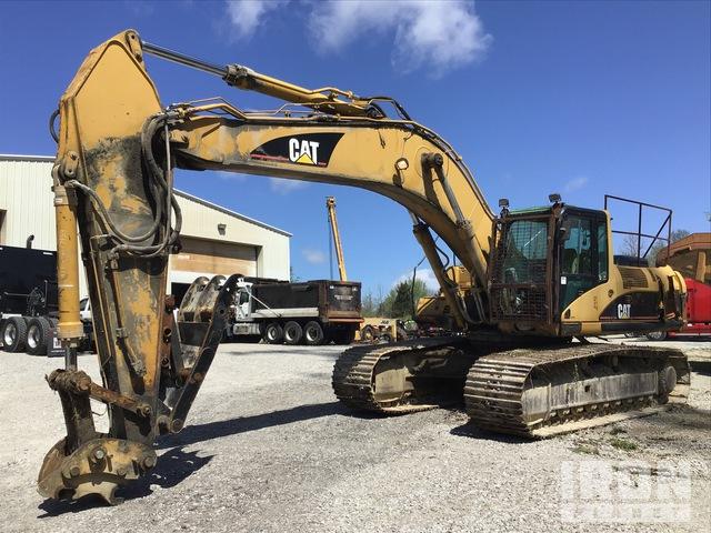 2004 Cat 330C L Track Excavator, Hydraulic Excavator