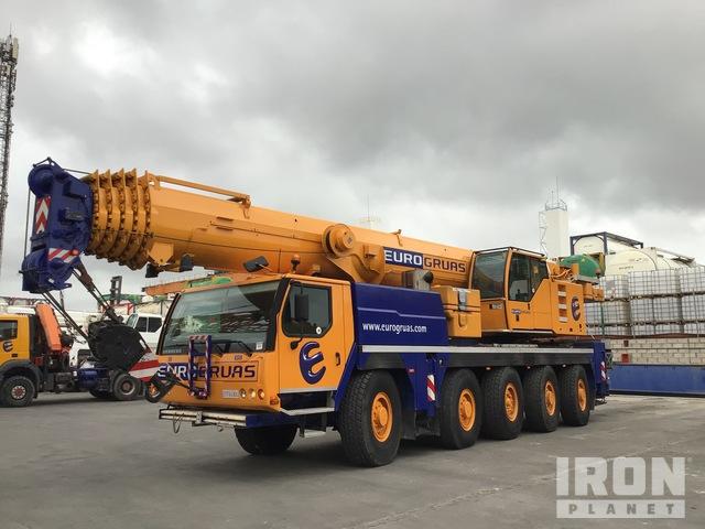 2005 Liebherr LTM1095-5.1 95 ton 10x8x10 All Terrain Crane, All Terrain Crane