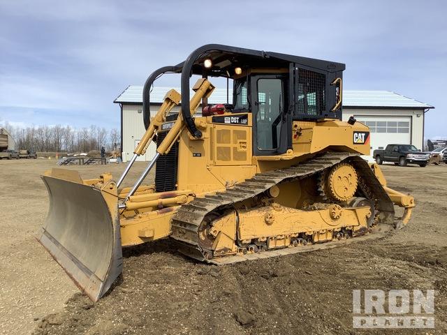 2011 Cat D6T LGP Crawler Dozer, Crawler Tractor