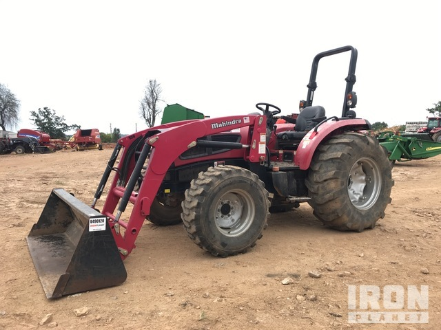 Mahindra 5035 4WD Tractor, MFWD Tractor
