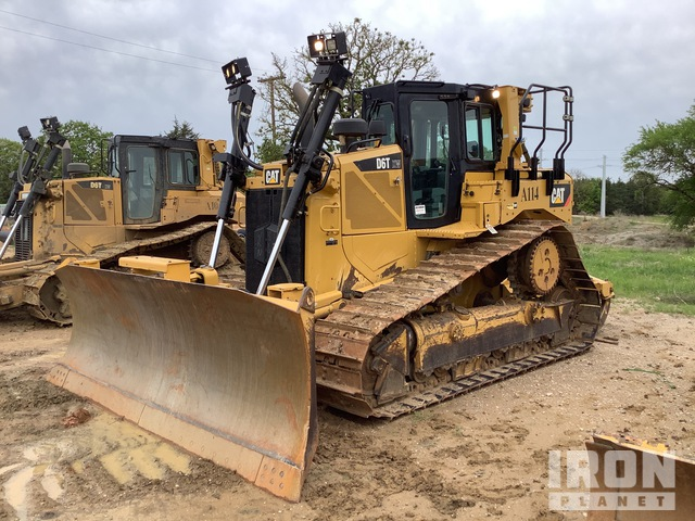 2015 (unverified) Cat D6T XW Crawler Dozer, Crawler Tractor