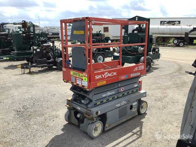 2015 Skyjack SJIII-3219 Electric Scissor Lift, Scissorlift