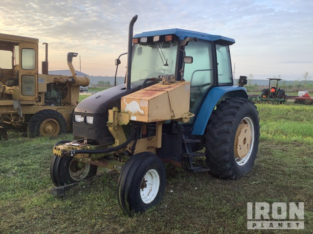 New Holland TS100 2WD Tractor, Parts/Stationary Construction-Other