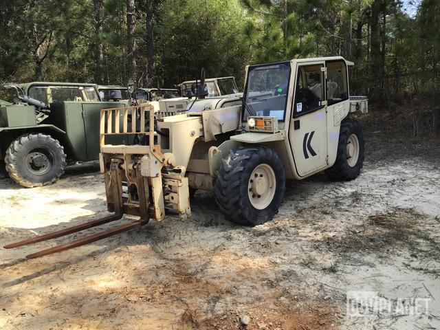 2013 Kalmar RT-022 Telehandler, Telescopic Forklift