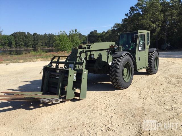 2016 Oshkosh MMV 3 Telehandler, Telescopic Forklift