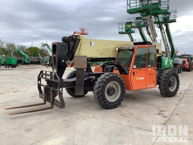 2013 JLG G12-55A 4x4x4 12000 lb Telehandler, Telescopic Forklift