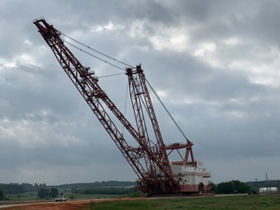 Dragline Cranes