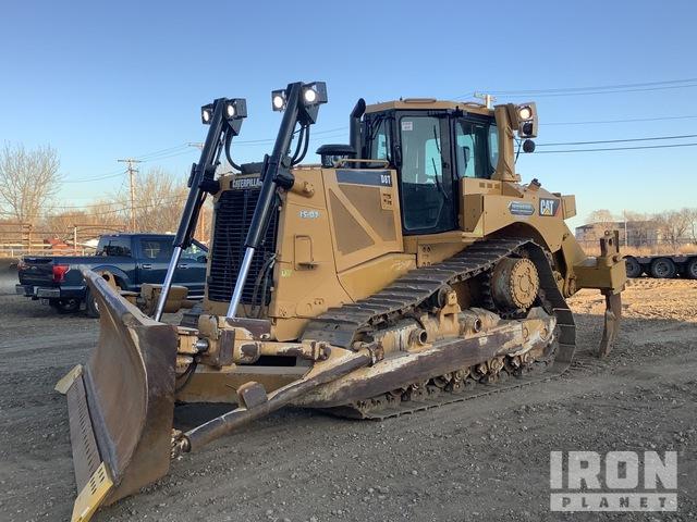 2007 Cat D8T Crawler Dozer, Crawler Tractor