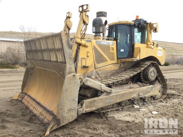 2008 Cat D8T Crawler Dozer Certified Rebuild, Crawler Tractor