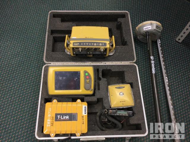 2013 Topcon GX60 & MCR3 GPS, GPS